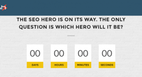 The SEO Hero Contest Doesn't End for 6 Weeks but I May Have Already Lost